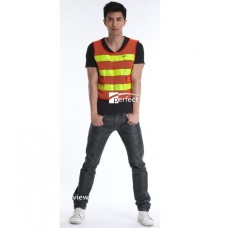 AV-004   Reflective Engineering Mesh Vest